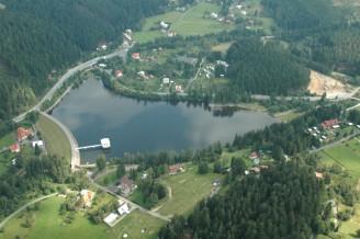 vodní dílo Horní Bečva