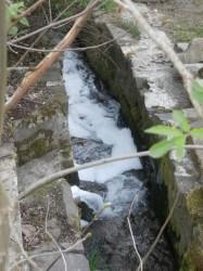 ČIŽP znečištění řeka Mohelka