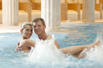 hotel Alexandria bazén