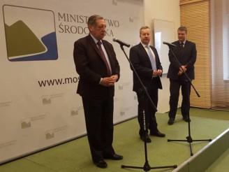 MŽP jednání Varsava - únor 2016