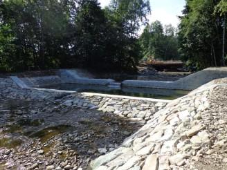 Mohelnice - revitalizace - Povodí Odry