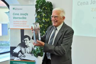 Nadace Partnerství - Josef Fanta - Cena Josefa Vavrouška