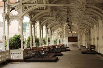 Tržní kolonáda - Karlovy Vary