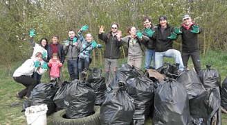 Ekosmák - úklid odpady