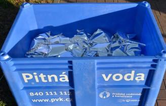 PVK pitná voda sáček