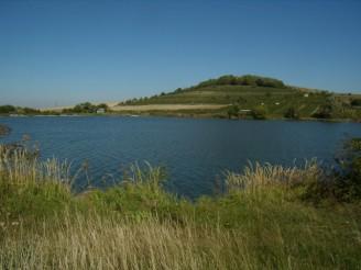vodní nádrž Těšany - Povodí Moravy