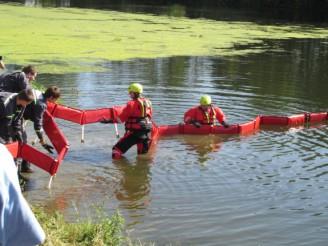 PMO - likvidace ekologické havárie