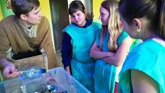 SmVaK - práce s dětmi
