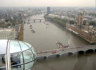Temže v Londýně