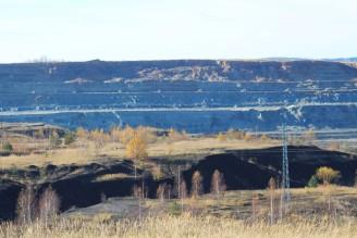 krajina - lom - těžba - sokolov hnědé uhlí - IMG_6779