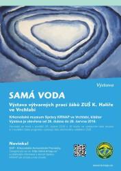 plakát Samá voda - KRNAP