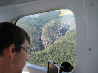 Lesy ČR - letecký_monitoring_lesů