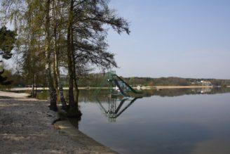 Máchovo jezero - pláž -  IMG_3628