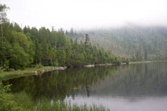 Plešné jezero - IMG_2343