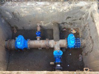 opravy Středočeské vodárny