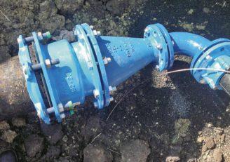 Naše voda 10 759 - opravy infrastruktury přípojka