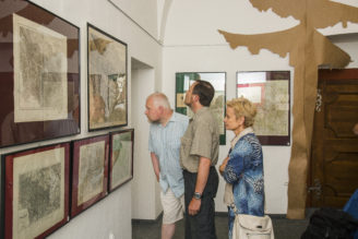 mapy Krkonoše výstava