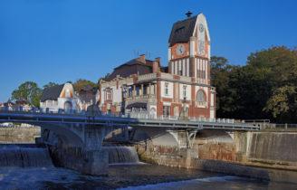 ČEZ - Malá vodní elektrárna Hučák