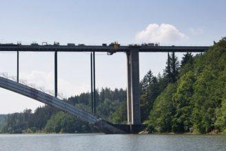 Žďákovský most oprava Orlík
