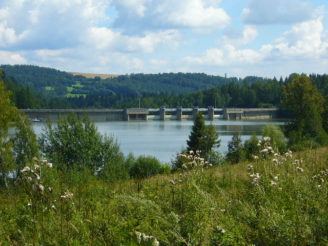 Kružberk_reservoir