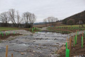 revitalizace řeky Loděnice