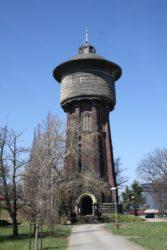 vodárenská věž v Praze -Michle -  IMG_1224