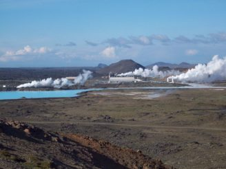 island-poloostrov-reykjanes-geotermalni-energie