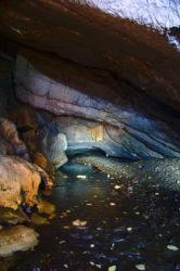 Drahanská vrchovina - Stará Amatérská jeskyně