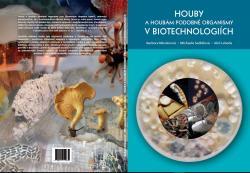obálka knihy houby