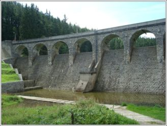 vodní dílo Sedlice