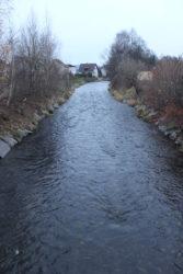 řeka Desná u Vikýřovic