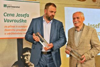 Moldan Pitek - ceny Josefa Vavrouška 2015