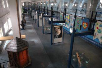muzeum vodárenství Podolí