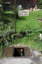 pitná voda studánka
