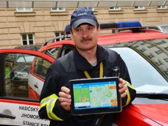 technologie GINA - hasiči b08