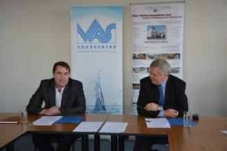 Vodárenská akciová společnost partnerství JUT Brno