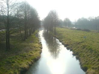 řeka Křetínka