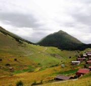 Kavkaz - rozvojovka
