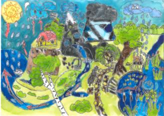MOVO kresba výtvyrná soutěž duben 2017