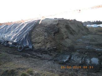 ČIŽP - silážní jámy - únik kontaminace