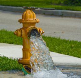Hydrant voda
