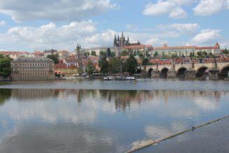 Praha - Vltava - Hradčany - IMG_9479