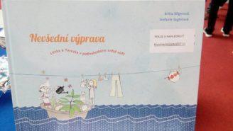 SOVAK obálka kniha pro děti