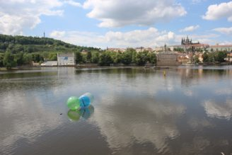 Vltava - koule do vody - IMG_9486