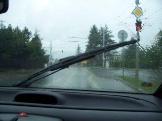 déšť dešťová voda