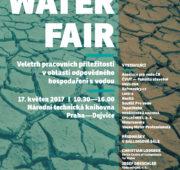 plakát water fair 2017 květen