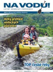 vodácký průvodce NA VODU 2017 padler