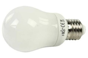 žárovka zářivka