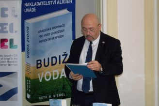 Budiž voda - velvyslanec Gary Koren - IMG_0482