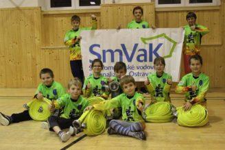 SmVaK děti soutěž únor 2017